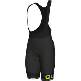Alé Cycling Corsa Bib Shorts Herr gul/svart
